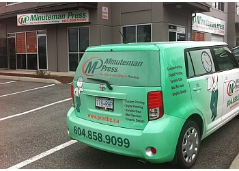 Chilliwack printer Minuteman Press