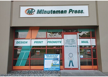 Delta printer  Minuteman Press