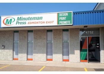 Edmonton printer Minuteman Press