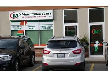 Kitchener printer Minuteman Press