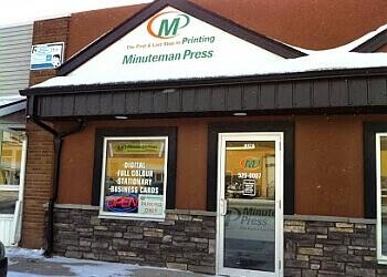 Medicine Hat printer  Minuteman Press