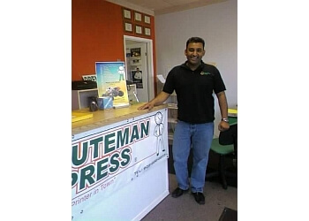 Pickering printer Minuteman Press