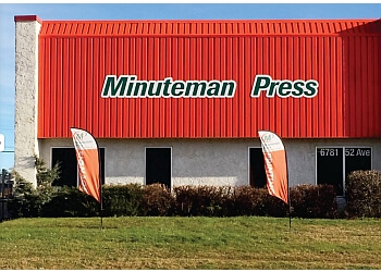 Red Deer printer Minuteman Press