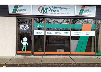 Sherwood Park printer Minuteman Press