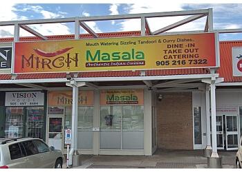Brampton indian restaurant Mirch Masala
