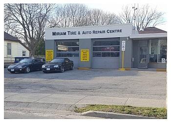 London car repair shop Miriam Tire & Auto Repair Centre