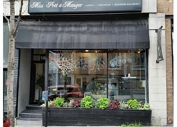 Montreal caterer Miss Prêt-à-Manger