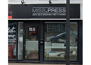 Gatineau juice bar Miss Press