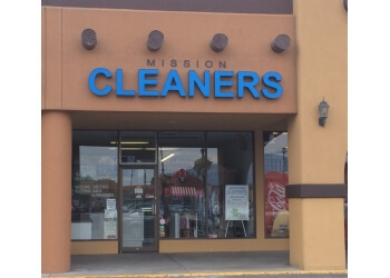 Kelowna dry cleaner Mission Cleaners