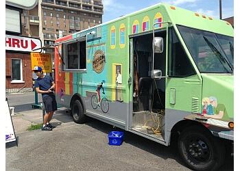 Kingston food truck Mission Street North