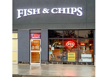 Mississauga fish and chip Mississauga Marketplace Fish & Chips