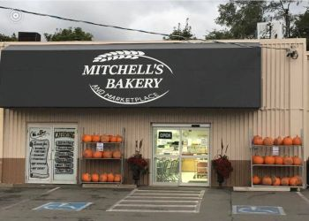 St Catharines bakery Mitchell's Buns Master Bakery