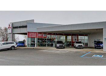 Trois Rivieres car dealership Mitsubishi Trois-Rivières