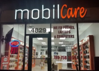 Edmonton cell phone repair MobilCare