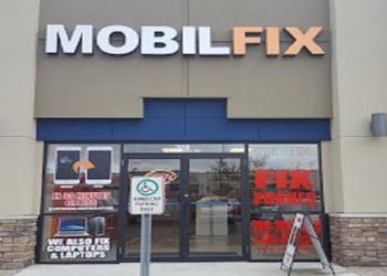Sherwood Park cell phone repair MobilFix