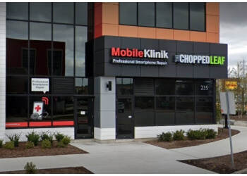 Kitchener cell phone repair Mobile Klinik