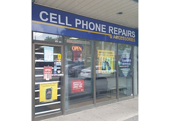 Hamilton cell phone repair Mobile Shack Inc