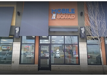 Sherwood Park cell phone repair Mobile Squad