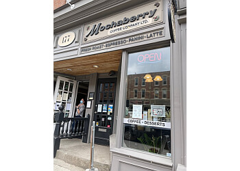 Orangeville cafe Mochaberry Coffee & Co Ltd.