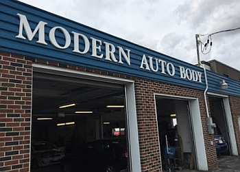 North Bay auto body shop Modern Auto Body