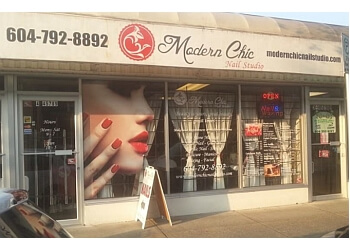 Chilliwack nail salon Modern Chic Nail Studio