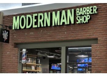 Winnipeg barbershop Modern Man