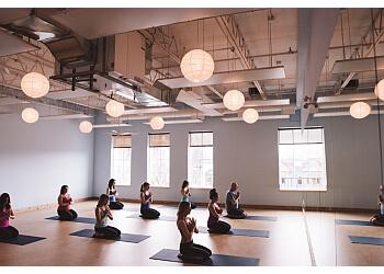 Kelowna yoga studio Modo Yoga Kelowna