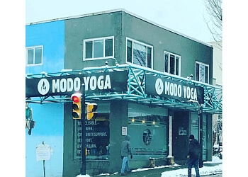 Burnaby yoga studio Modo Yoga Burnaby