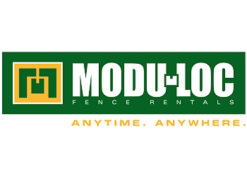New Westminster fencing contractor Modu-Loc Fence Rentals