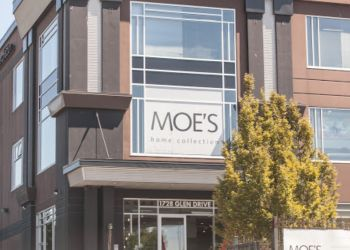 Vancouver furniture store Moe's Home Collection