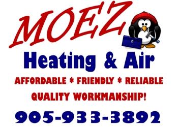 Niagara Falls hvac service Moez Heating & Air