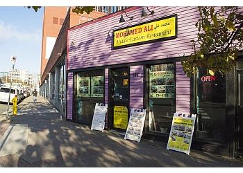 St Johns mediterranean restaurant  Mohamed Ali