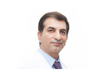 Richmond Hill physical therapist Mohsen Rafieian, PT