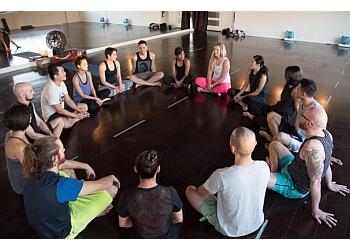 Brampton yoga studio Moksha Yoga