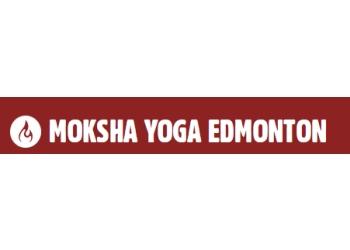 Edmonton yoga studio Moksha Yoga
