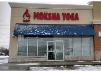 Newmarket yoga studio Moksha Yoga