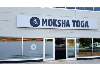 Waterloo yoga studio Moksha Yoga Waterloo