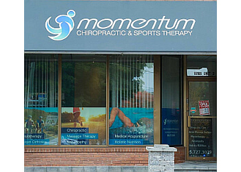 Aurora naturopathy clinic Momentum Chiropractic & Sports Therapy - Dr. Jenny Henderson, ND