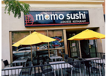 Kelowna sushi Momo Sushi