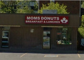 St Catharines bagel shop Mom's Donuts
