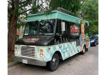 Vancouver food truck Mom's Grilled Cheese Truck