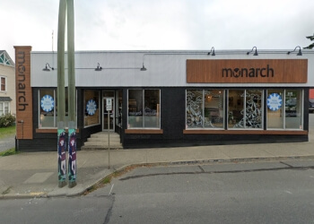 Victoria furniture store Monarch Furnishings