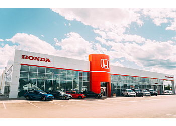 Moncton car dealership Moncton Honda