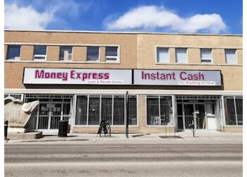 Saskatoon pawn shop Money Express