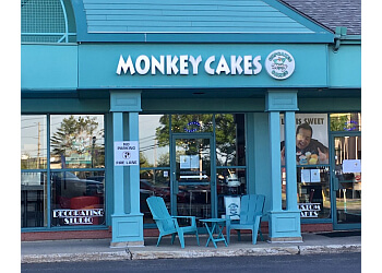 Fredericton cake Monkeycakes