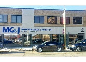 Peterborough insurance agency Monkman Gracie & Johnston Insurance Brokers