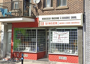 Montreal sewing machine store Monsieur Machine  A Coudre