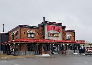 Cape Breton steak house Montana's BBQ & Bar