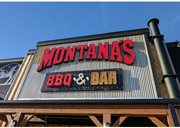 Delta bbq restaurant Montana's BBQ & Bar