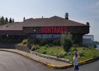 Sault Ste Marie bbq restaurant Montana's BBQ & Bar